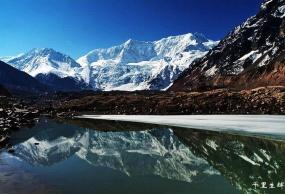川藏线旅游包车之旅让人心情澎湃